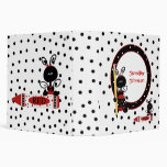 Lady Bugs and Polka Dots Teacher's Class Planner