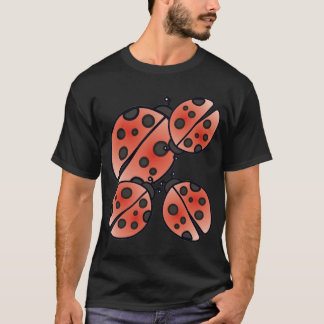 LADY BUGS by SHARON SHARPE T-Shirt