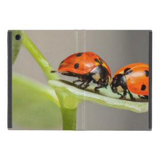 Lady Bugs iPad Mini Case with No Kickstand