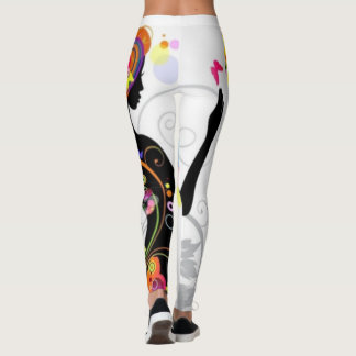 Lady Butt-erfly Leggings