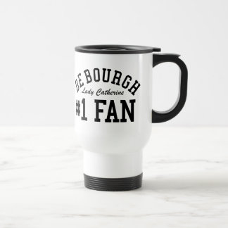 Lady Catherine De Bourgh #1 Fan Travel Mug