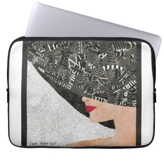 Lady Computer Bag Laptop Sleeve