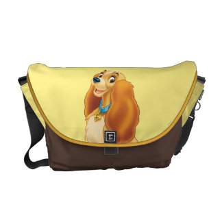Lady Courier Bags
