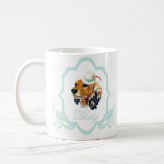 Lady-Davenport Coffee Mug