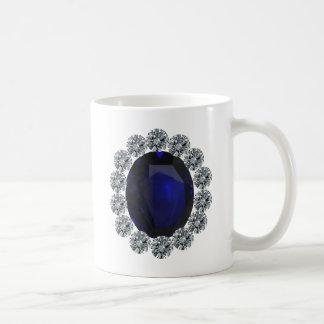 Lady Diana Engagement Ring Coffee Mug