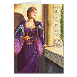 Lady Ettard borderless Card