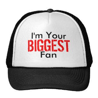 Lady Gaga, I'm Your BIGGEST fan Trucker Hat