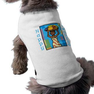 Lady Happy Kwanzaa Shirt