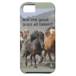 Lady Horse Gossip: Are The Good Guys All Taken? Case For The iPhone 5