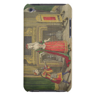 Lady in her bedroom, published c.1688-90 (coloured iPod touch cases
