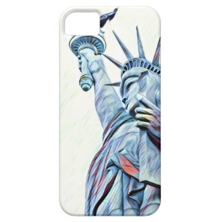 Lady in Las Vegas. iPhone 5 Cover