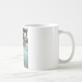 Lady in the Blue Dress - Film Coffee Mug