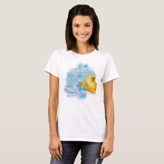 Lady in the Clouds T-Shirt