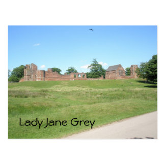Lady Jane Grey Postcard