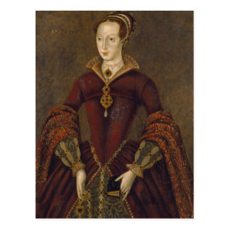 Lady Jane Grey Postcard