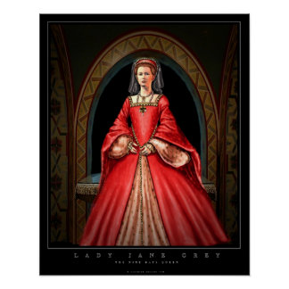 Lady Jane Grey Poster