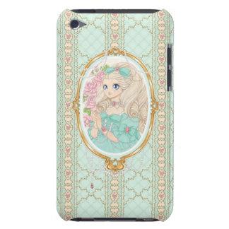 Lady Jewel iPod Touch case (mint)