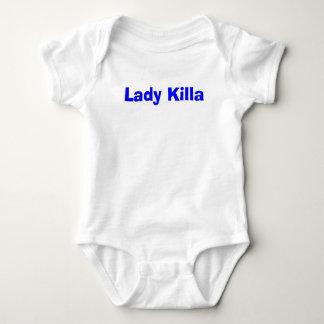 Lady Killa Baby Bodysuit
