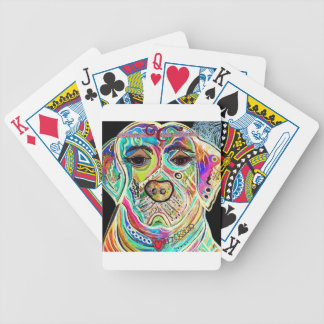 Lady Lab Bicycle Playing Cards