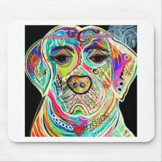 Lady Lab Mouse Pad