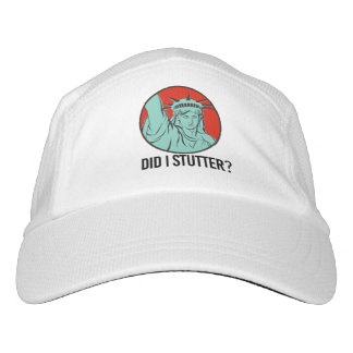 Lady Liberty - Did I Stutter - Hat