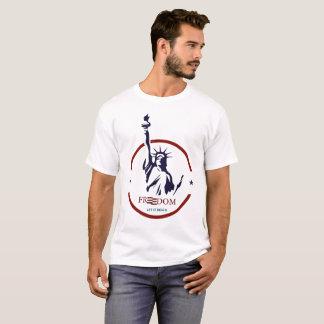 Lady Liberty Freedom T-Shirt