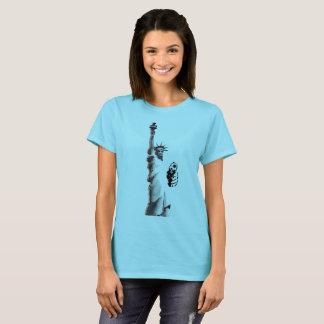 Lady Liberty gone bad T-Shirt