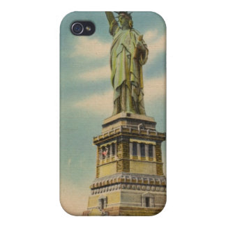 Lady Liberty iPhone 4/4S Case