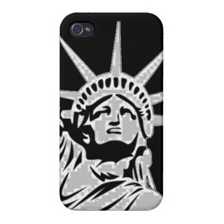 Lady Liberty iPhone 4 Case