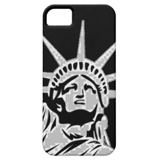 Lady Liberty iPhone 5 Case Mate