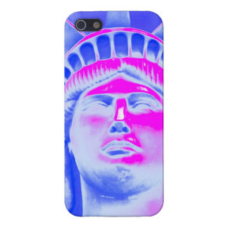 LADY LIBERTY iPhone 5 COVERS