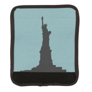 Lady Liberty Luggage Handle Wrap