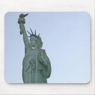 lady liberty mouse pad