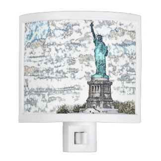 Lady Liberty Night Light