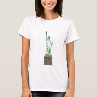 Lady Liberty on her Pedastal New York T-Shirt