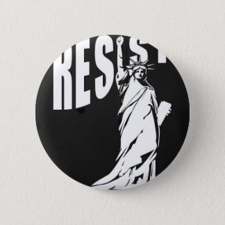 lady-liberty-resist- 2 inch round button