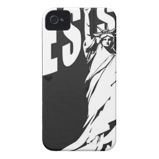 lady-liberty-resist- iPhone 4 cover