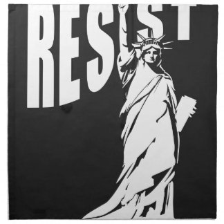 lady-liberty-resist- napkin