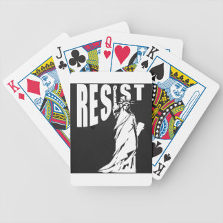 lady-liberty-resist- poker deck
