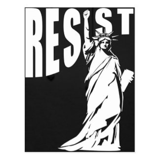lady-liberty-resist- postcard