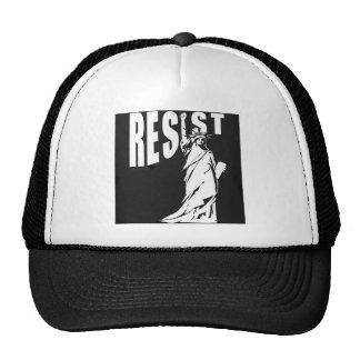 lady-liberty-resist- trucker hat