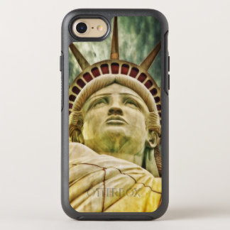 Lady Liberty, Statue of Liberty OtterBox Symmetry iPhone 7 Case