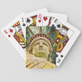 Lady Liberty, Statue of Liberty Playing Cards