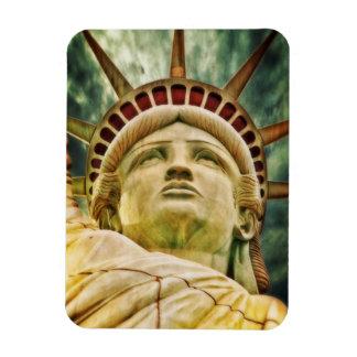 Lady Liberty, Statue of Liberty Rectangular Photo Magnet