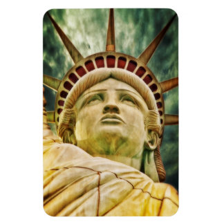 Lady Liberty, Statue of Liberty Rectangular Photo Magnet