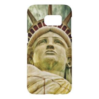 Lady Liberty, Statue of Liberty Samsung Galaxy S7 Case