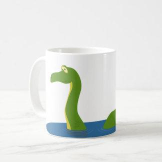 Lady Loch, Lochness Monster Coffee Mug