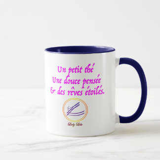 Lady Lola - Musicalithé Mug