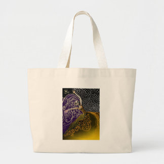 Lady Luck Large Tote Bag