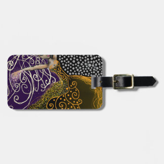 Lady Luck Luggage Tag